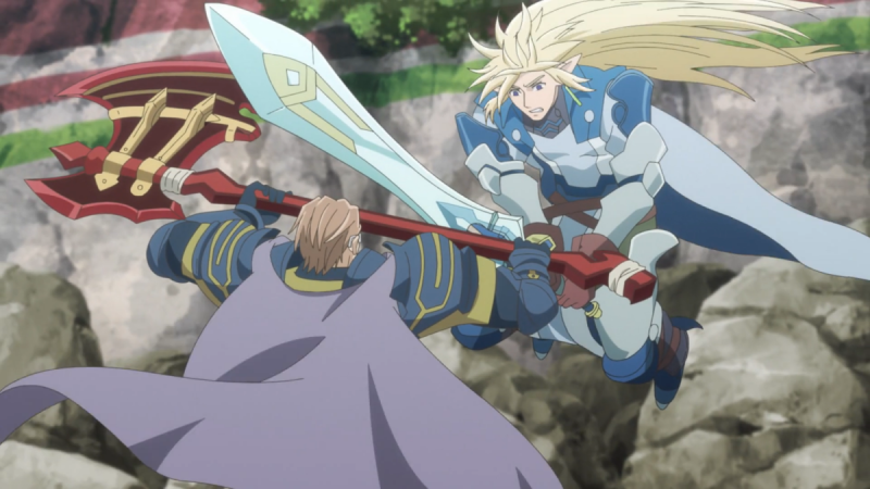 Featured image for Krusty's Adventure In Fantasy China (Log Horizon Season 3)
