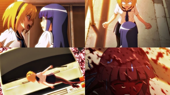 Featured image for Higurashi: When They Cry – Gou – 22 – Tainted Love