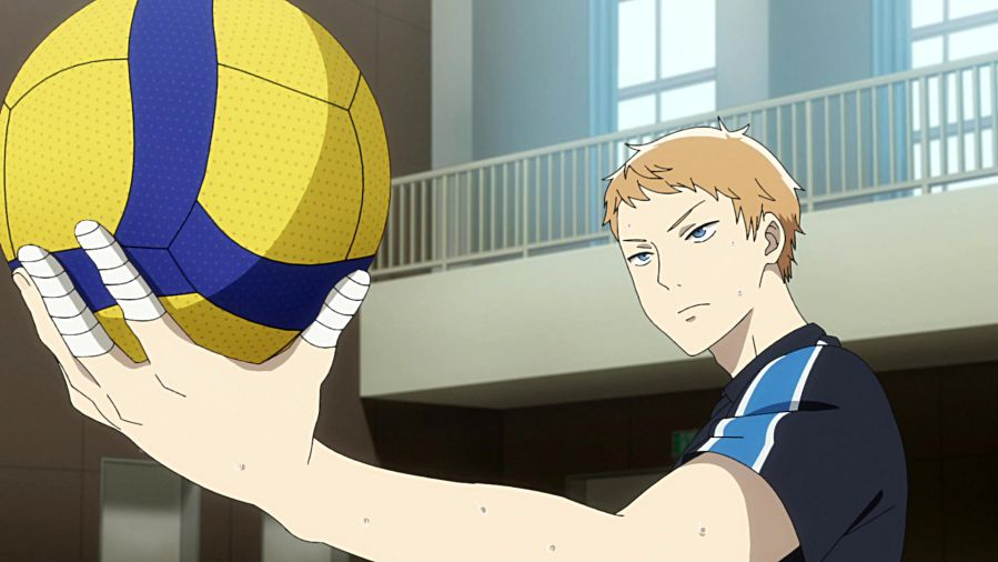 Featured image for 2.43: Seiin Koukou Danshi Volley-bu Episode 7 Discussion & Gallery