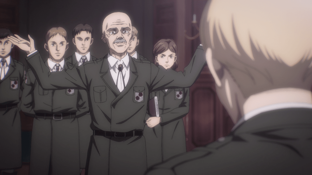Featured image for Attack on Titan Season 4, Episode 12: Recap and Review