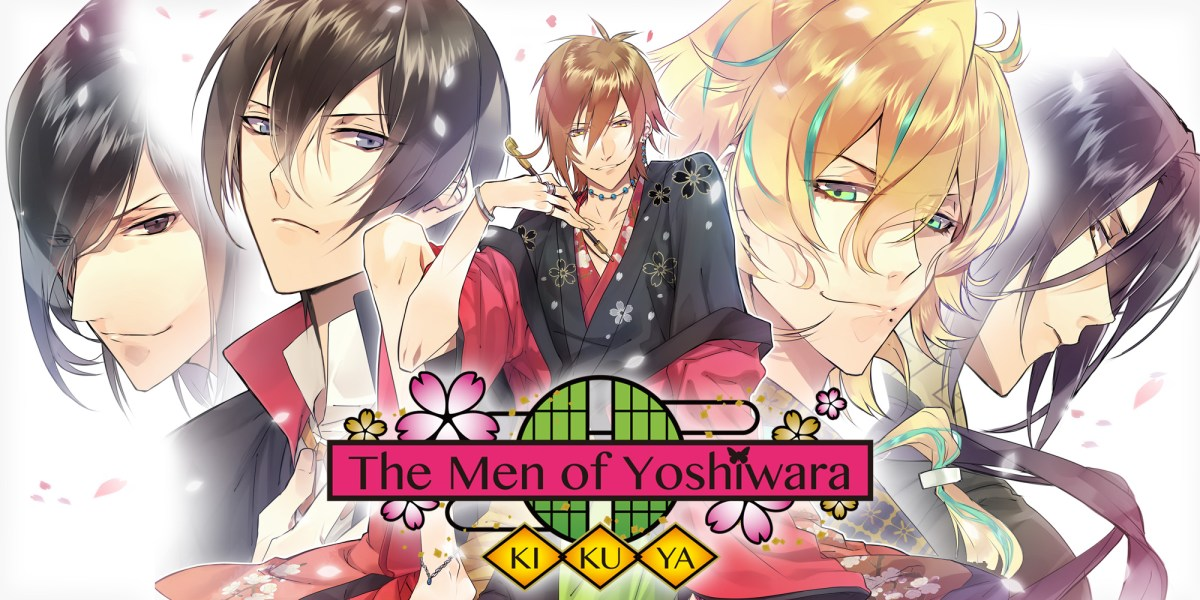 Featured image for Men of Yoshiwara Kikuya Otome Review – Finding Love in the Red Light District