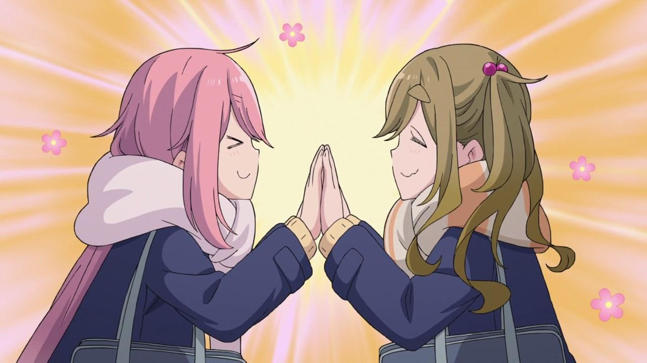 Featured image for Yuru Camp 2nd Season Episode #09