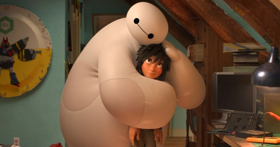 Featured image for Big Hero 6 (Review)