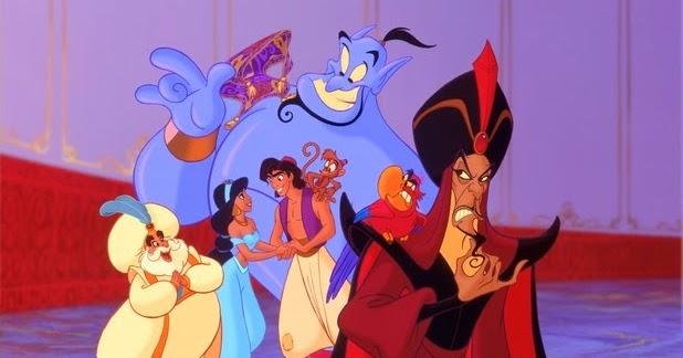 Featured image for Animated Adaptations of One Thousand and One Nights