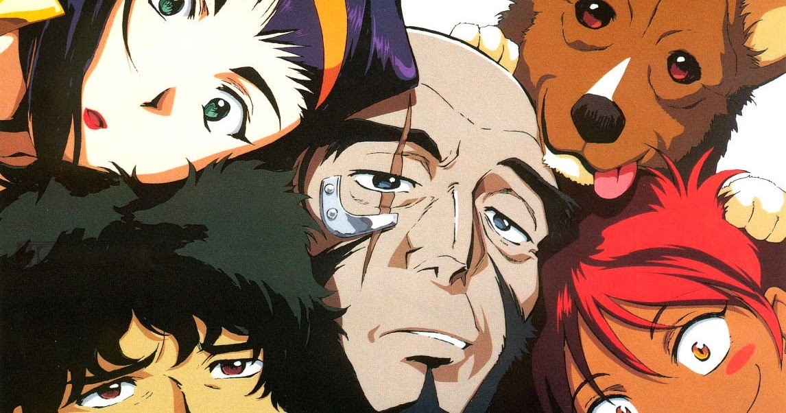 Featured image for Cowboy Bebop (TV Series Review)