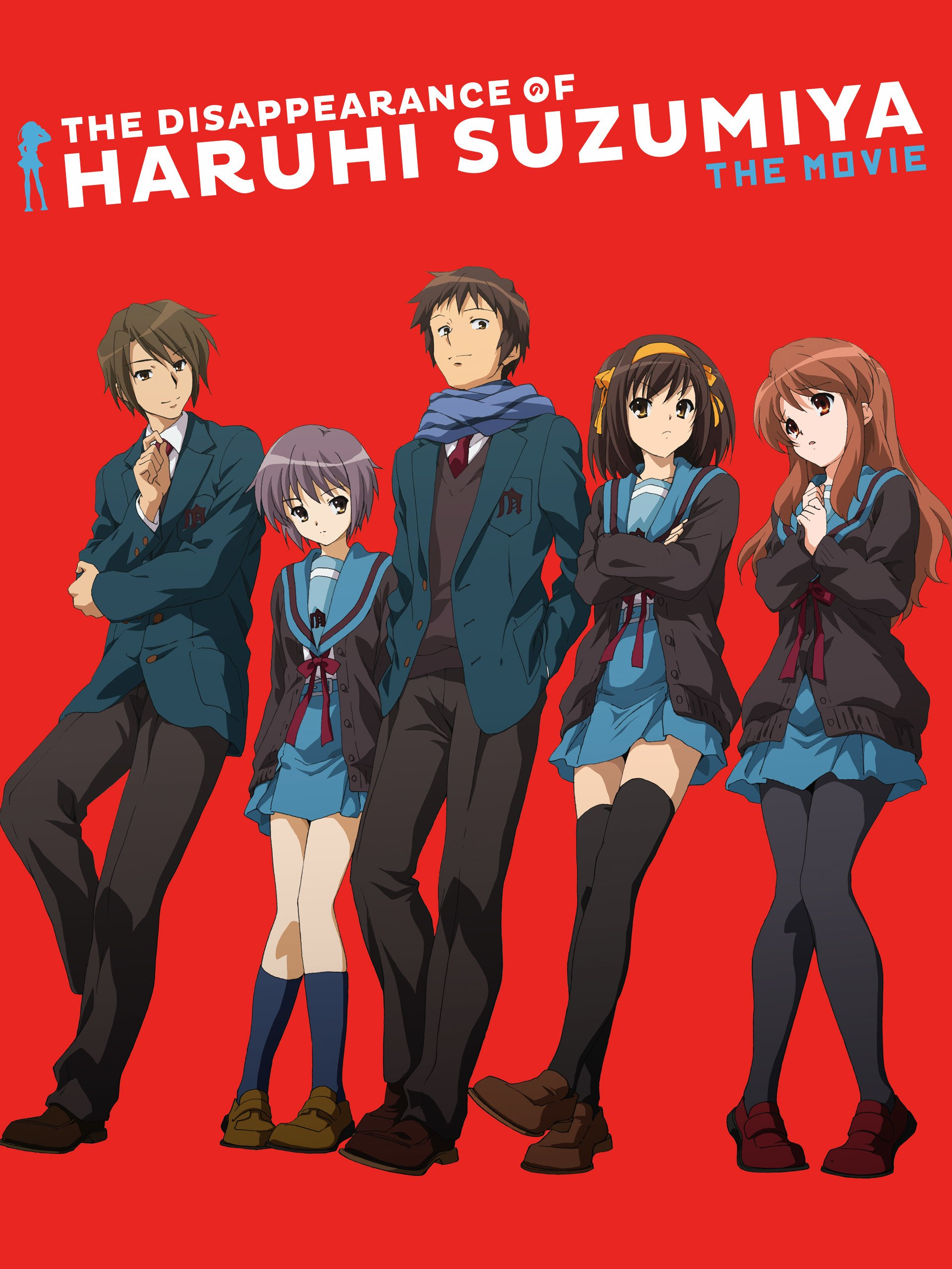 Featured image for The Disappearance of Haruhi Suzumiya