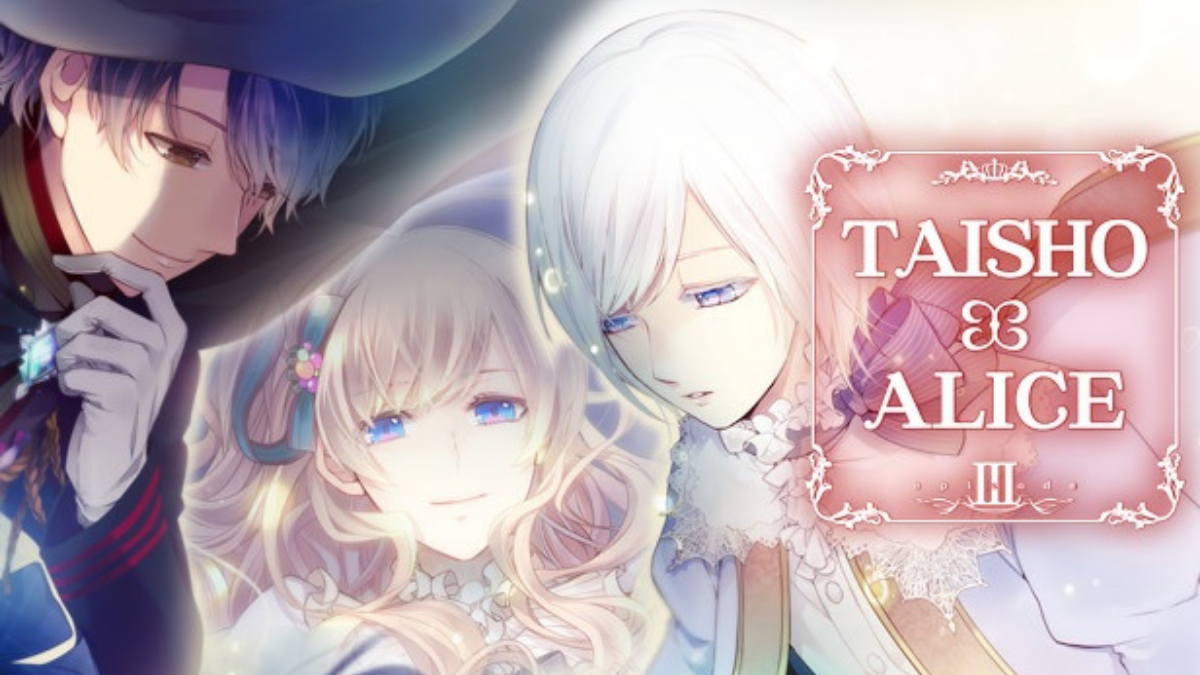Background image for Taisho x Alice Episode 3 Otome Review – Life is but a Fairytale