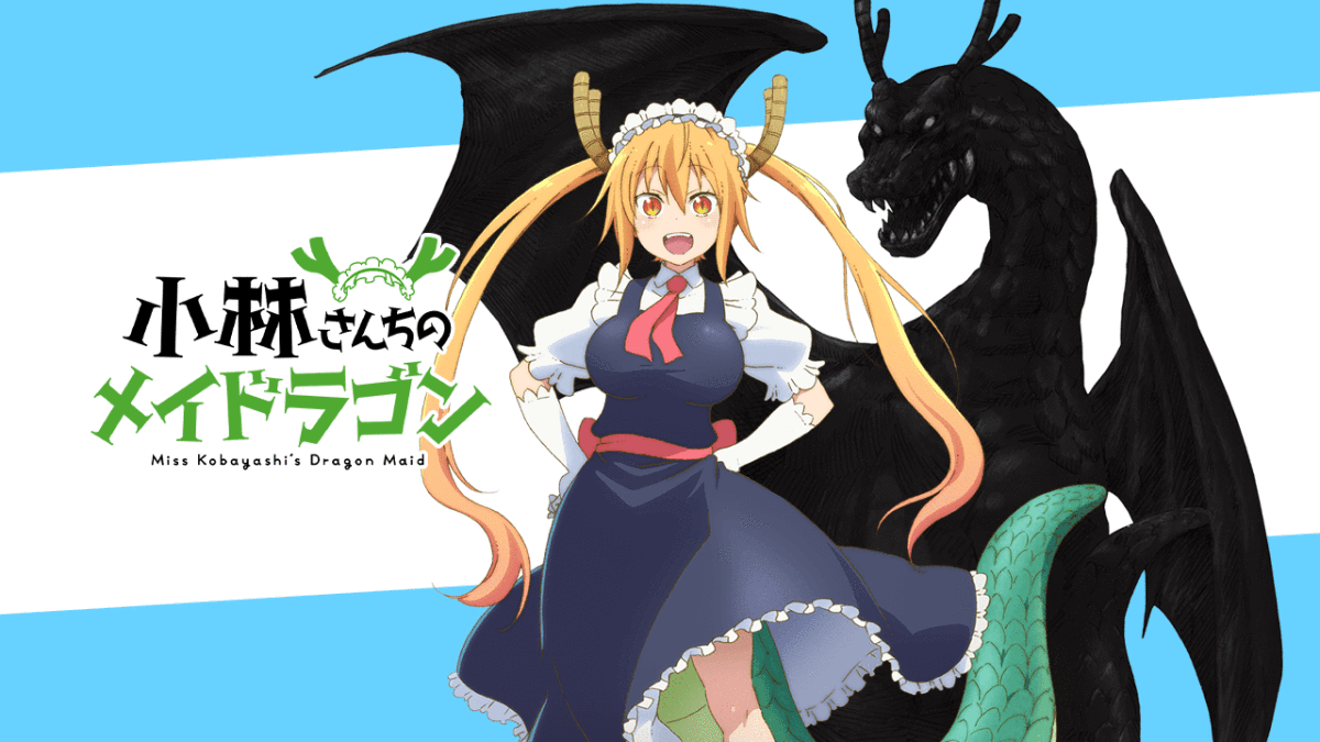 Featured image for Scattered Thoughts on Miss Kobayashi's Dragon Maid