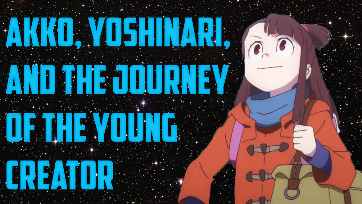 Featured image for Akko, Yoshinari, and the Journey of the Young Creator