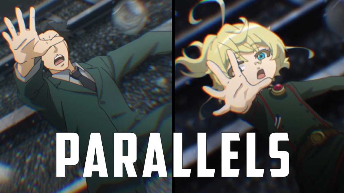 Featured image for Youjo Senki: Parallels and the Mistake of Being X