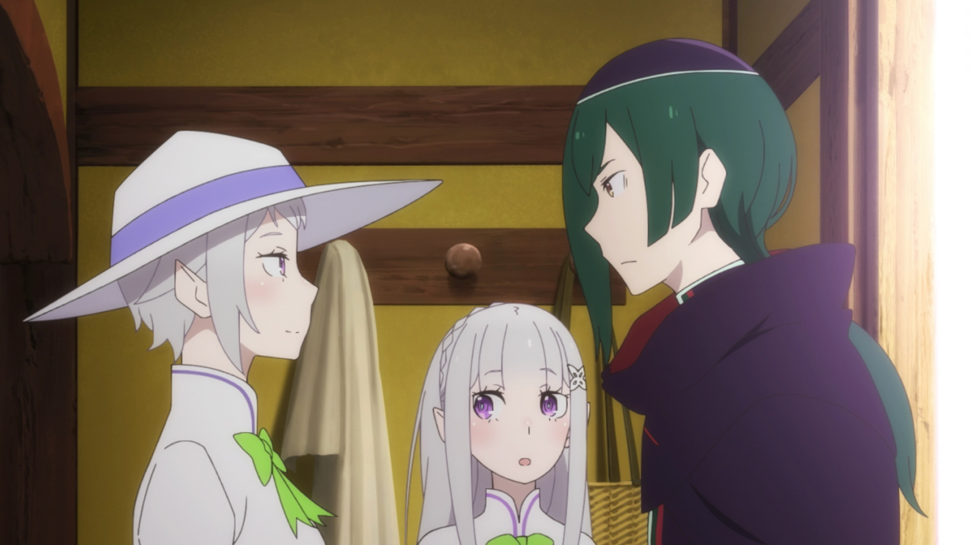 Featured image for Re:ZERO Season 2 Part 2 Episode 47 – A Little Too Far and the Unthinkable Present