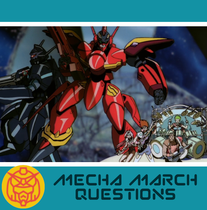 Featured image for #MechaMarch 2021: Questions 1