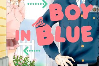 Featured image for Manga Review – My Boy in Blue
