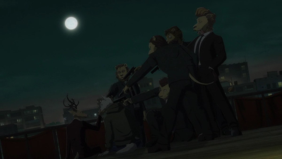 Featured image for Beastars Season 2 Episode 9