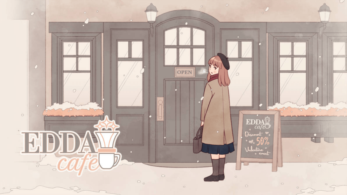 Featured image for First Impressions: EDDA Café Indie Game