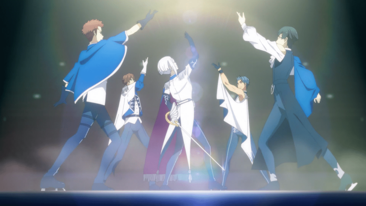 Featured image for Skate-Leading☆Stars – Episode 11