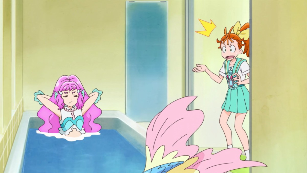 Featured image for Tropical-Rouge! PreCure Episode 2: Fun and Duty