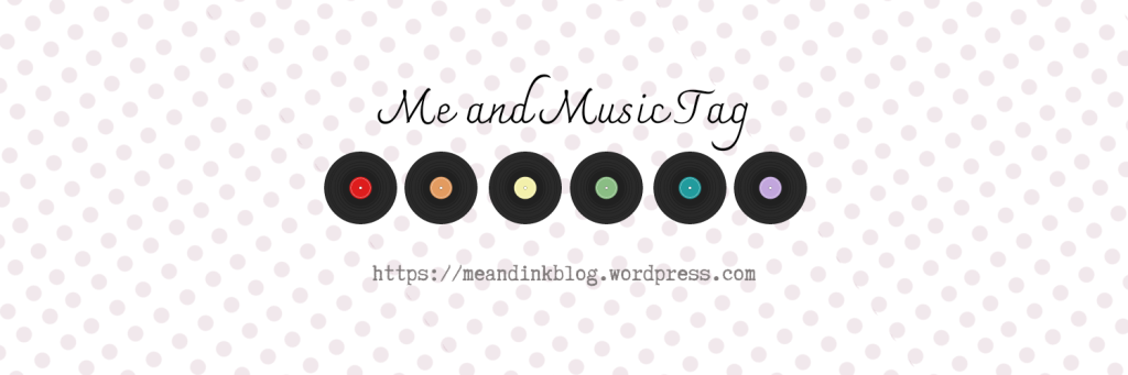 Featured image for Me and Music Tag
