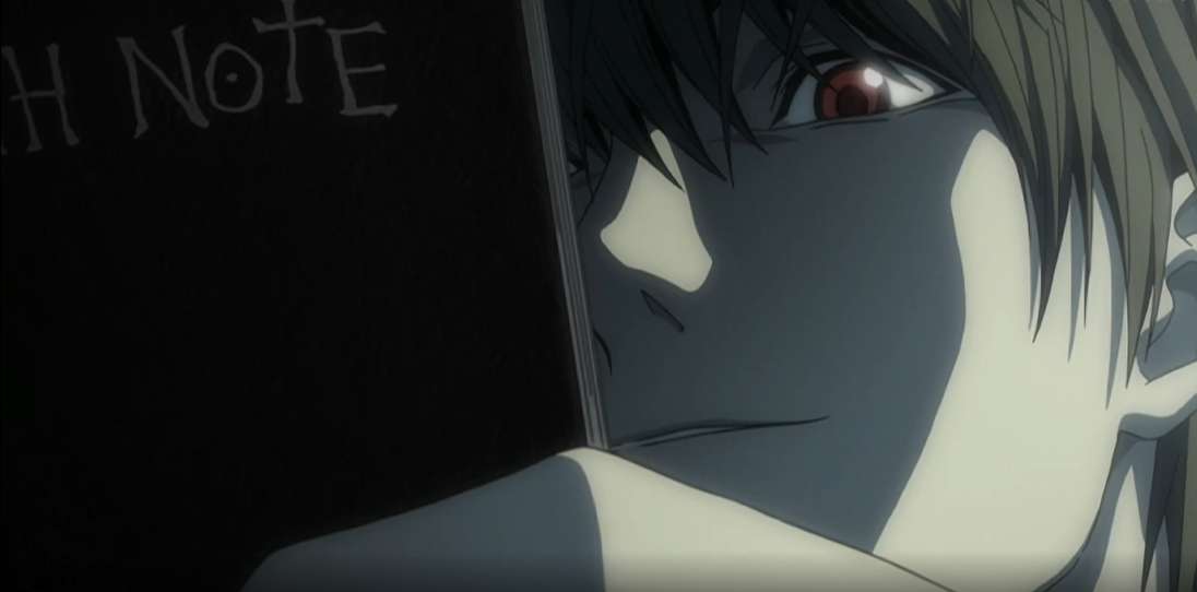 Featured image for Death Note: First Impressions (Episode 1-2)