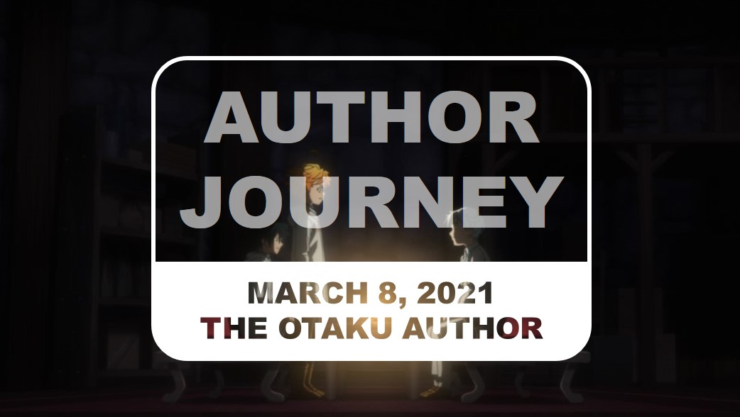 Featured image for Author Journey (March 8, 2021)