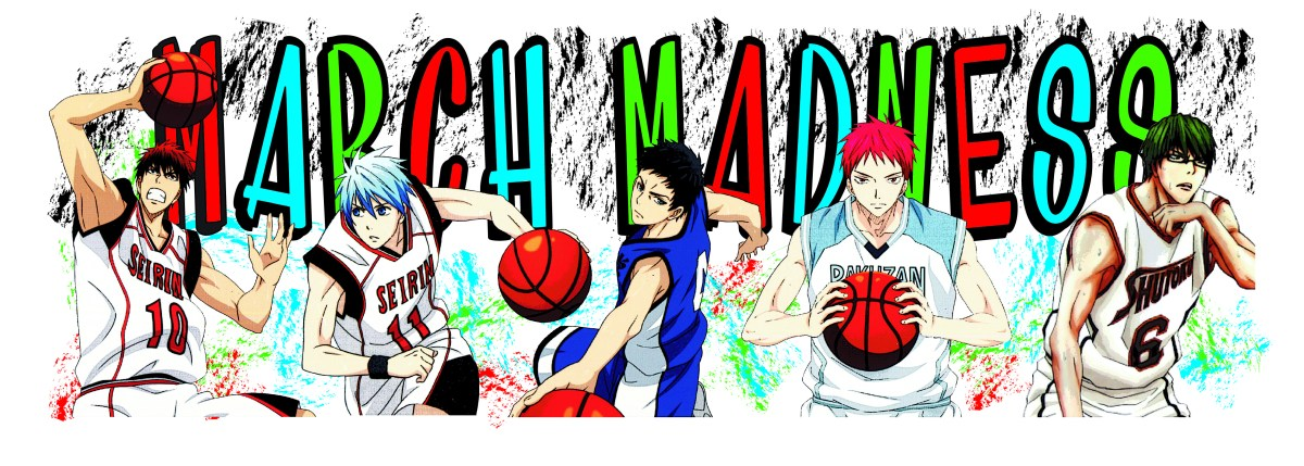 Featured image for AniMarch Madness 2021: Sweet Sixteen (Day One)