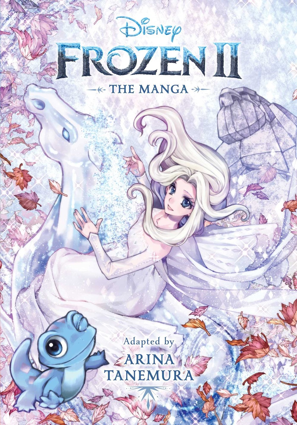 Featured image for Disney Frozen II: The Manga Review