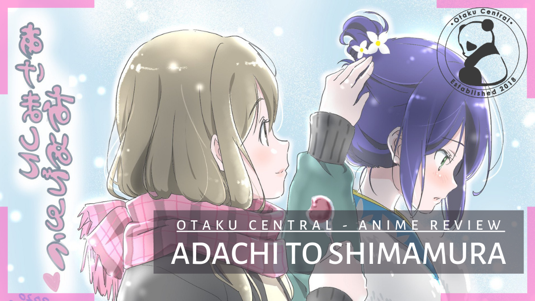 Featured image for Adachi to Shimamura | Anime Review