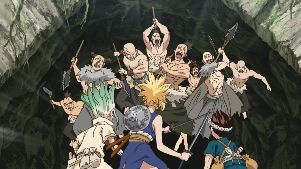 Featured image for Dr. Stone: Stone Wars (Episode 8) – Final Battle