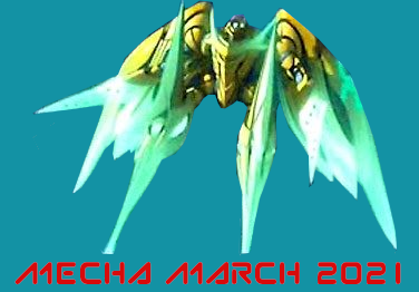 Featured image for #MechaMarch Show and Tell