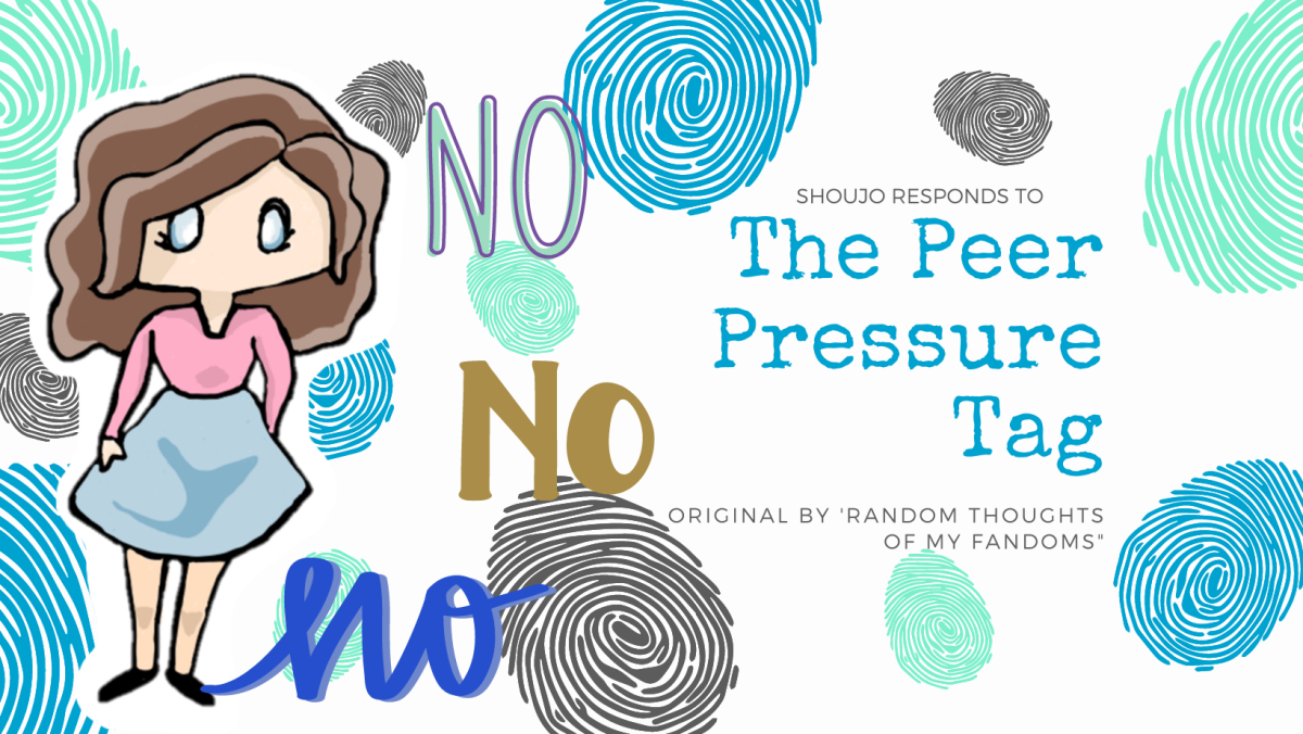 Featured image for I didn't need to be pressured. I like tags posts. — The Peer Pressure Tag!