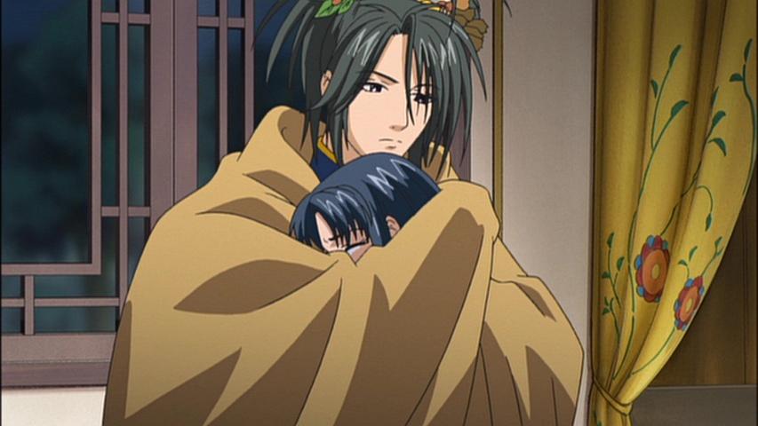 Featured image for Saiunkoku Monogatari Episode 37