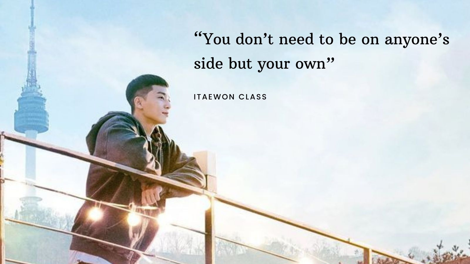 Featured image for Top 10 Inspiring Quotes From Itaewon Class