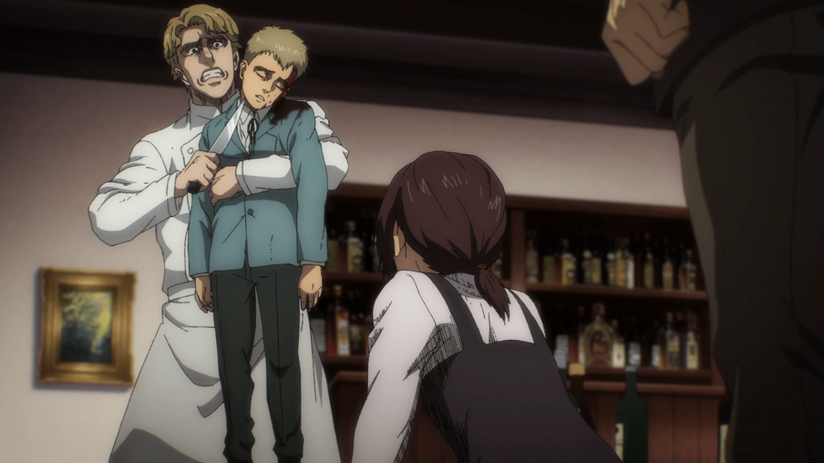 Featured image for Shingeki no Kyojin: The Final Season Episode 13