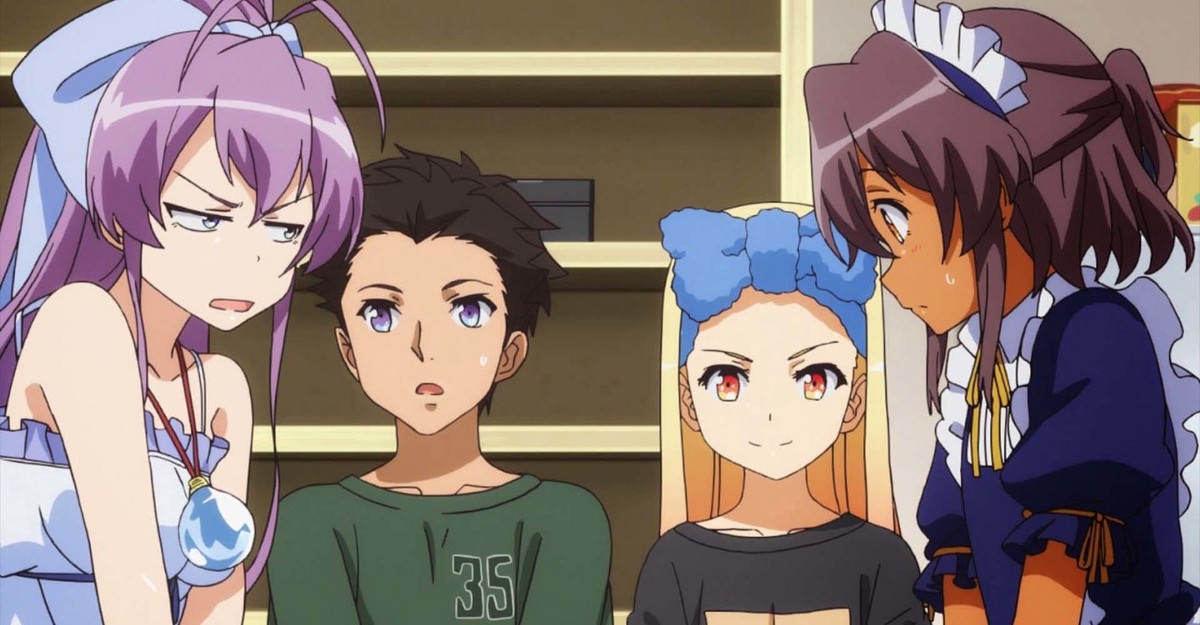 Featured image for AniTAY Podcast S6 E4: Anime Weapons and Nanana's Buried Treasure