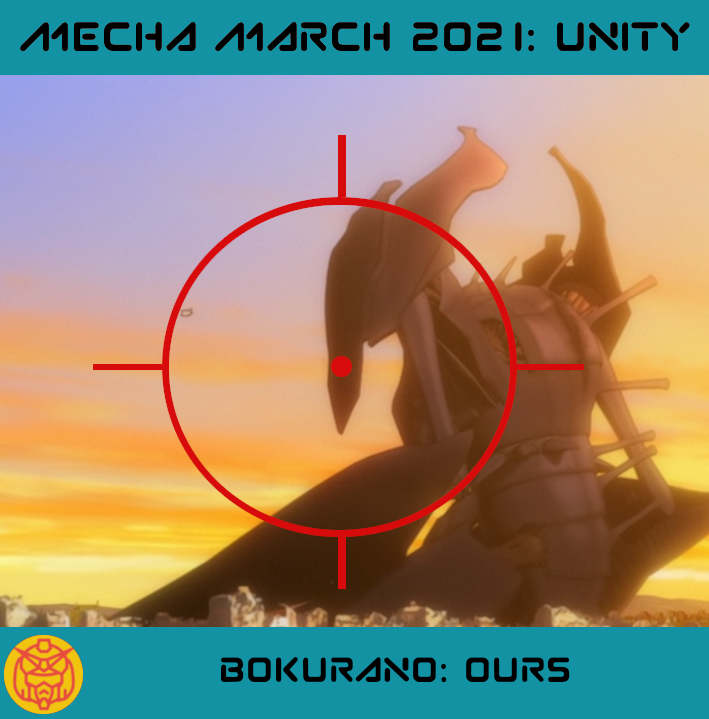 Featured image for #MechaMarch Bokurano: Ours – From All Walks of Life