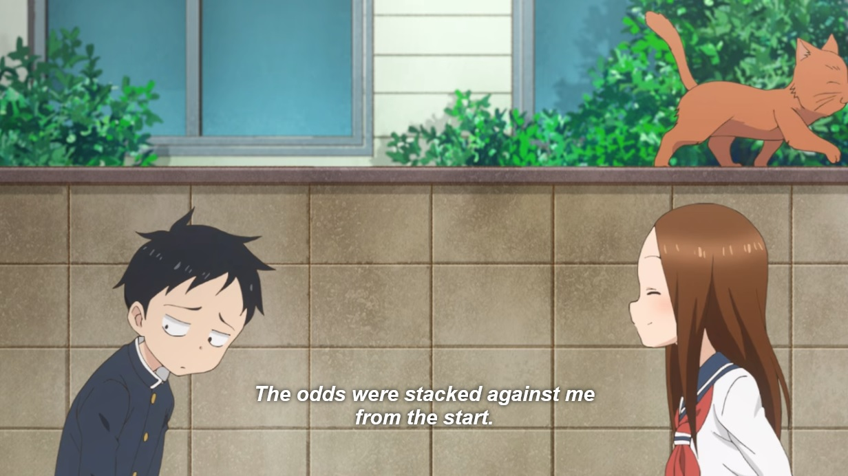 Featured image for A review of Teasing Master Takagi-san