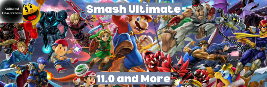 Featured image for Smash Ultimate, Patch 11.0, and Pyra/Mythra