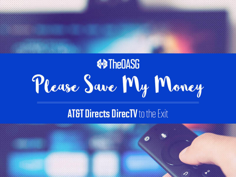Featured image for AT&T Directs DirecTV to the Exit