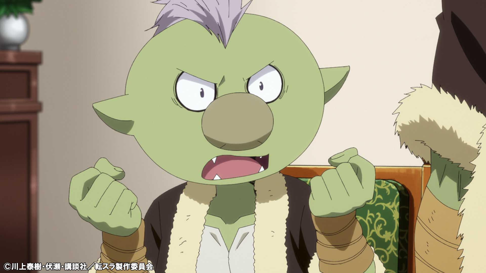 Featured image for Weekly Review — That Time I Got Reincarnated as a Slime Season 2 Episode 9