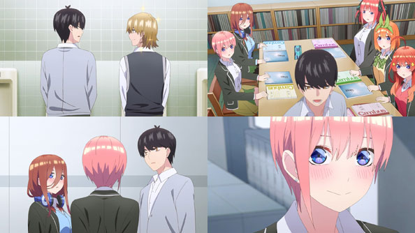 Featured image for The Quintessential Quintuplets – 22 – One Thing They Agree On