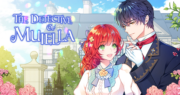 Featured image for The Detective of Muiella Webtoon Review