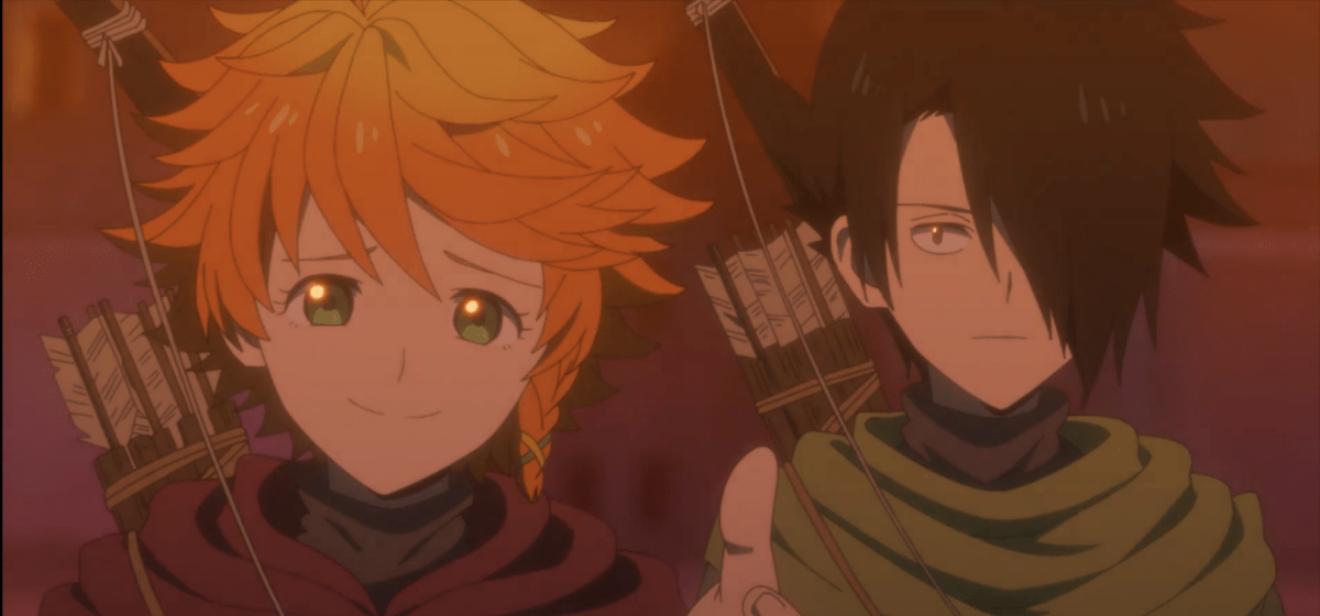 Background image for The Promised Neverland Season 2, Episode 9: New Revelations