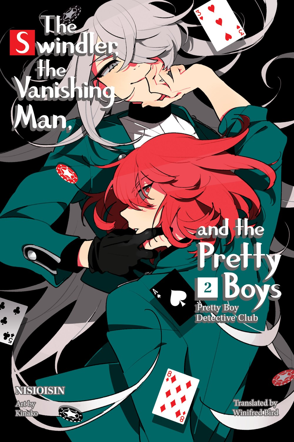 Featured image for Pretty Boy Detective Club: The Swindler, the Vanishing Man, and the Pretty Boys Review