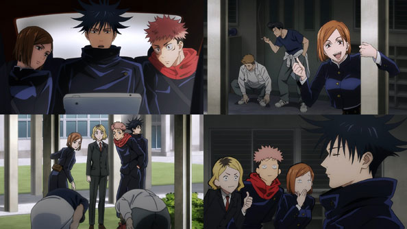 Featured image for Jujutsu Kaisen – 22 – Crossing the River