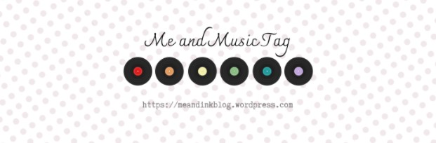 Featured image for The Me and Music Tag!