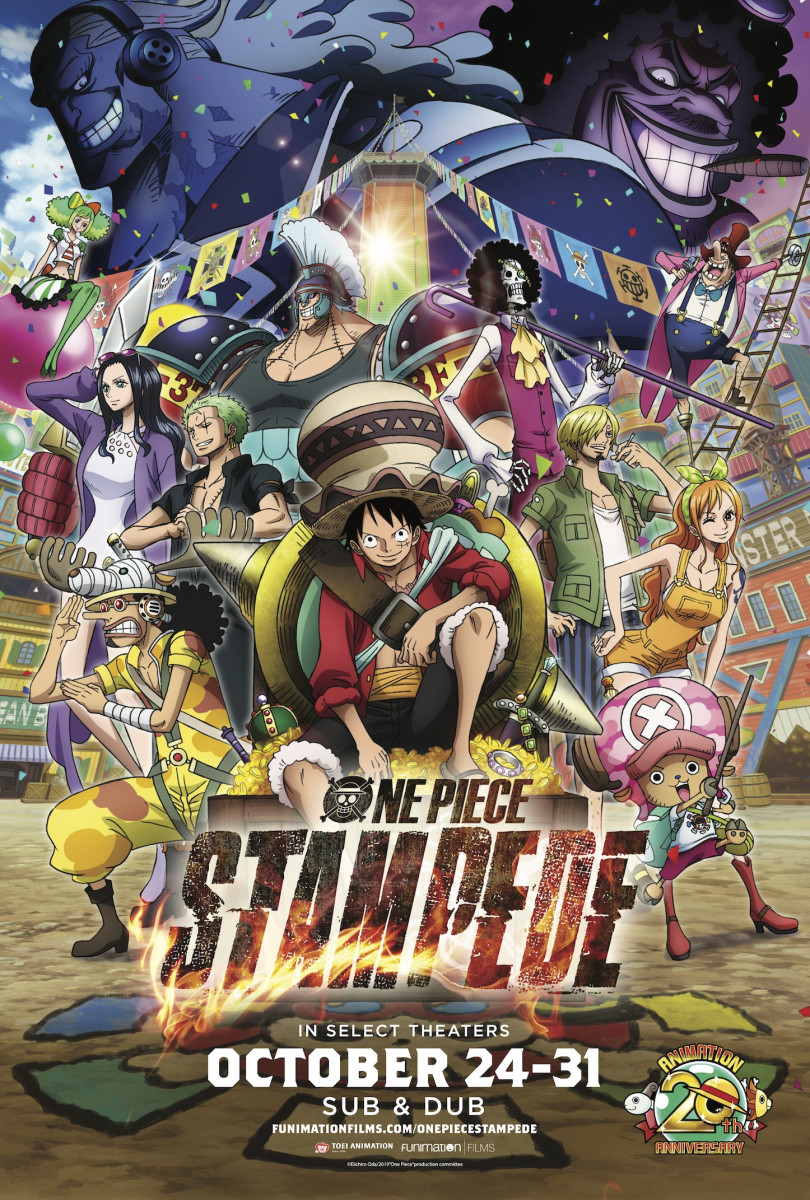 Featured image for One Piece Stampede