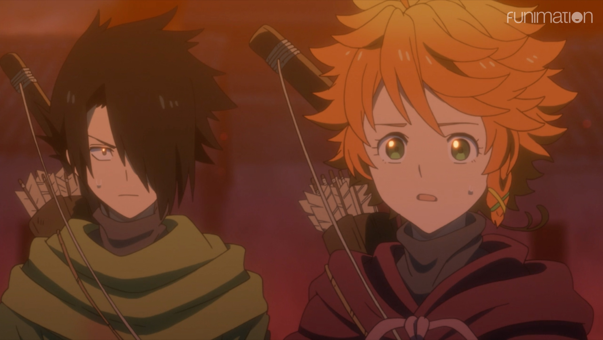 Featured image for The Promised Neverland Season 2 Episode 9 – As the Plot Commands