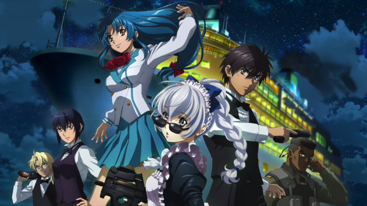 Featured image for Anime Review 184 Full Metal Panic