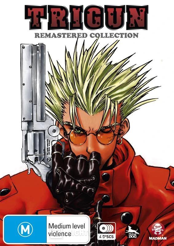 Featured image for Trigun (Toraigan)