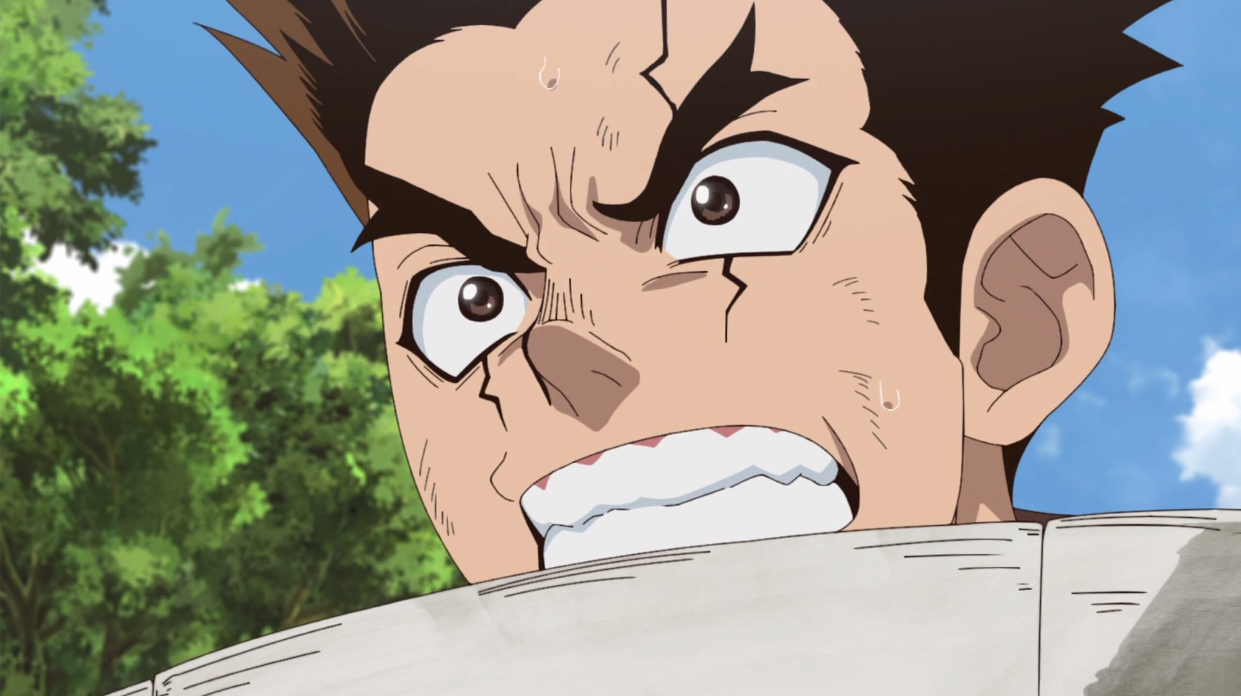 Featured image for Dr. Stone Season 2 Episode 9 – Dynamite